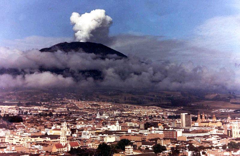 Pasto, an eruption of unique culture