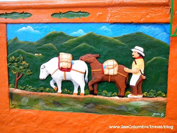 Campesino Guatape