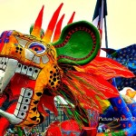 Blog de viajes México – Los Alebrijes: !Monstruos en el D.F!
