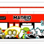 BLOG DE VIAJES ESPAÑA: Madrid en bus Hop On Hop Off