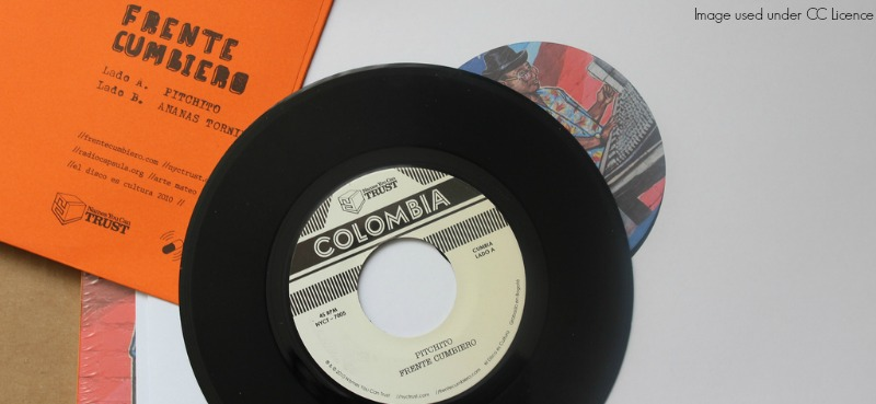 Frente Cumbiero Vinyl