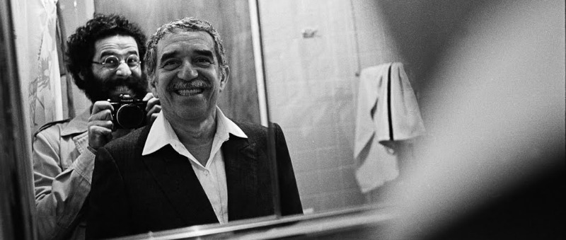 Garcia Marquez Photo