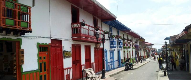 Quindio Street
