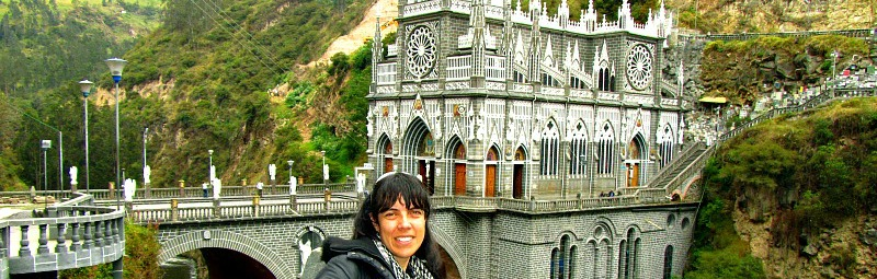Lourdes at Las Lajas