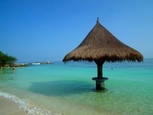 Beach Isla Mucura