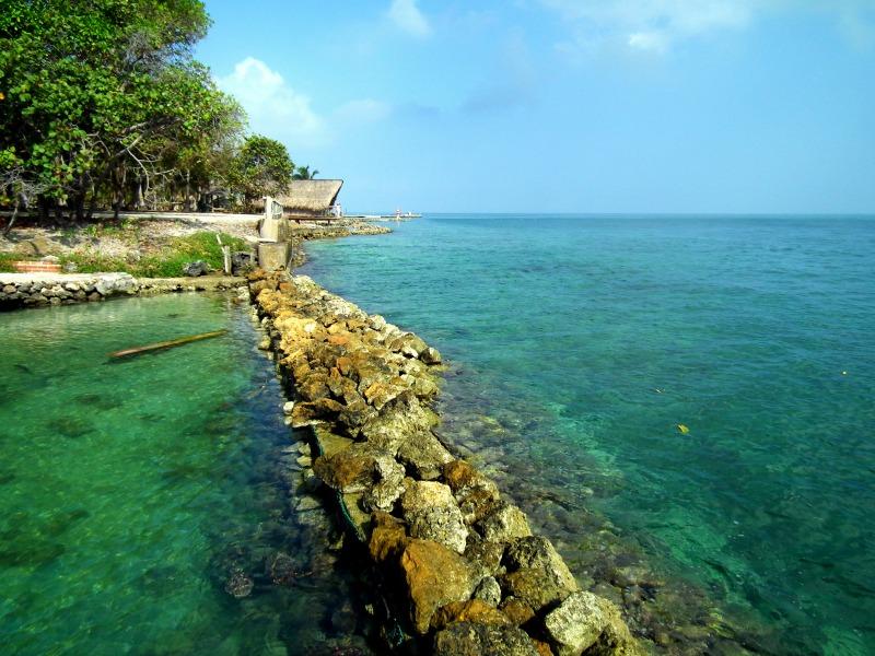 Isla Mucura Punta Faro