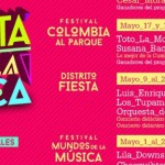 Bogota's Month of Music this May