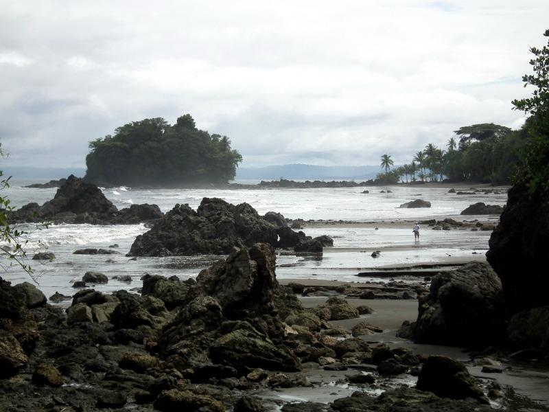 Playa Guachalito El Choco