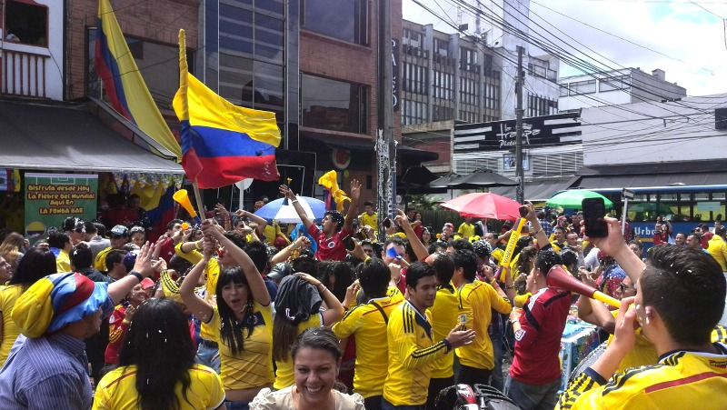Colombia Celebrations