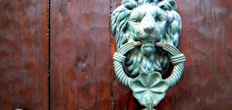 cartagena door knockers