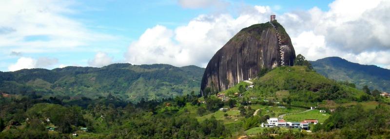 El Penol Rock