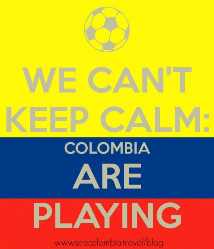 Colombia Japan World Cup