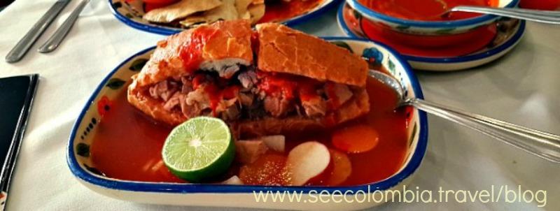 Tortas ahogadas gudalajara food MExico