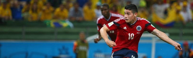 James Rodriguez Golden Boot