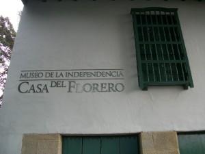 Museo de la Independecia Bogota