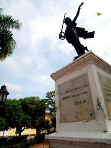 Simon Bolivar Mompos