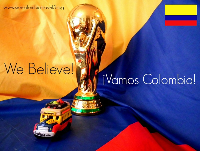 Colombia Brazil World Cup