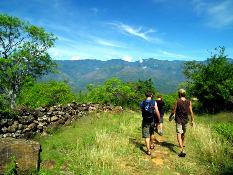 Camino Real Barichara Guane
