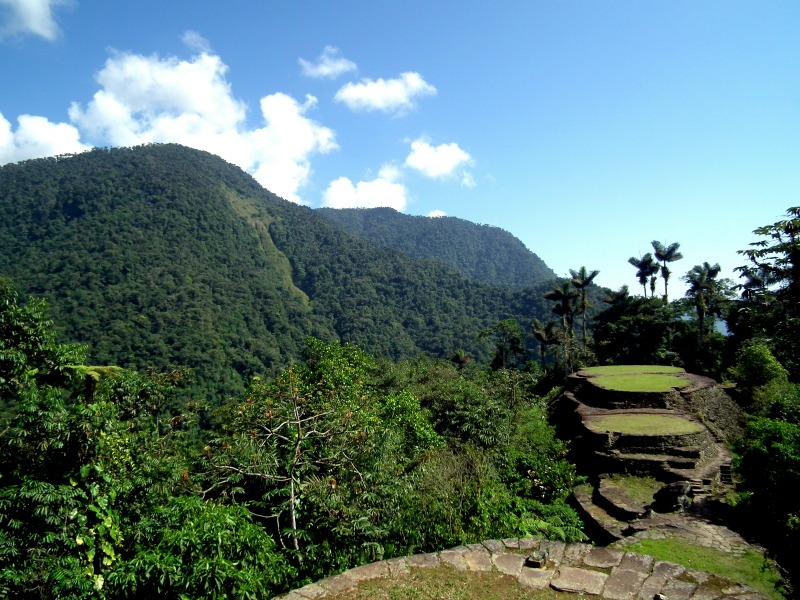 The Lost City Colombia