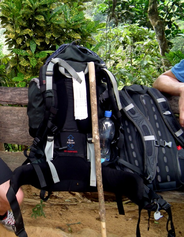 Backpack Colombia Travel