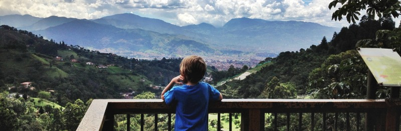 Colombia with Kids Medellin