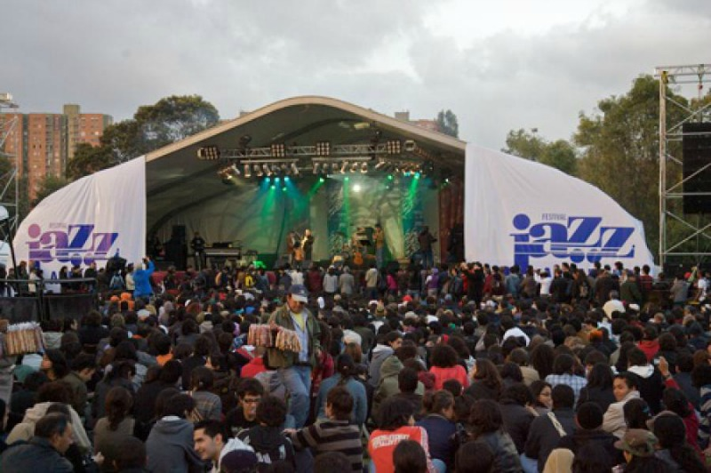 Jazz al Parque Bogota