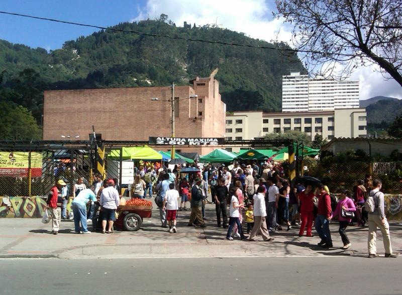 San Alejo Flea Market