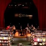 [VIDEO] El Ateneo Grand Splendid en Buenos Aires: Una de las librerías mas hermosas del mundo.