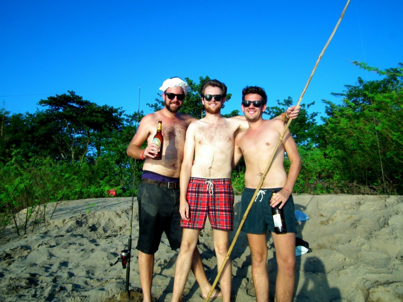 Fishing Laos 4000 Islands