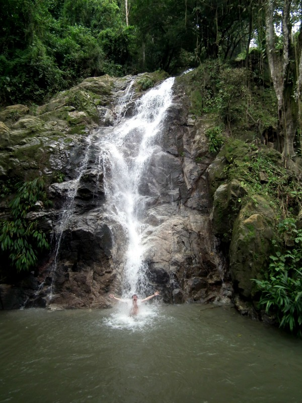 Waterfalls Minca