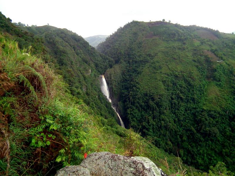 Salto de Bordones Colombia