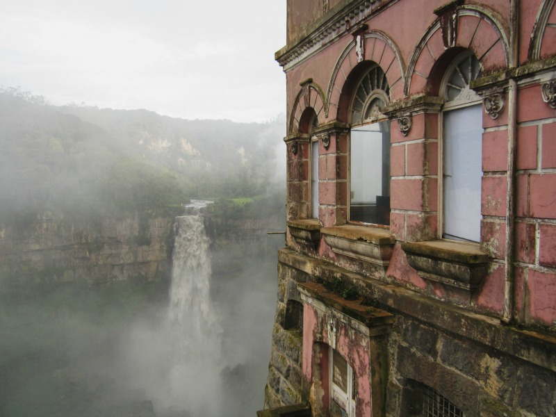 Tequendama Falls Colombia