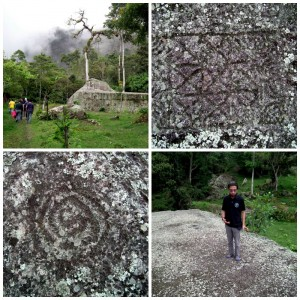 Panche Rock Art Colombia