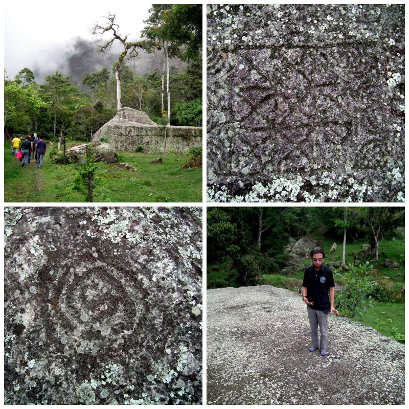 Panche Rock Art Colombia