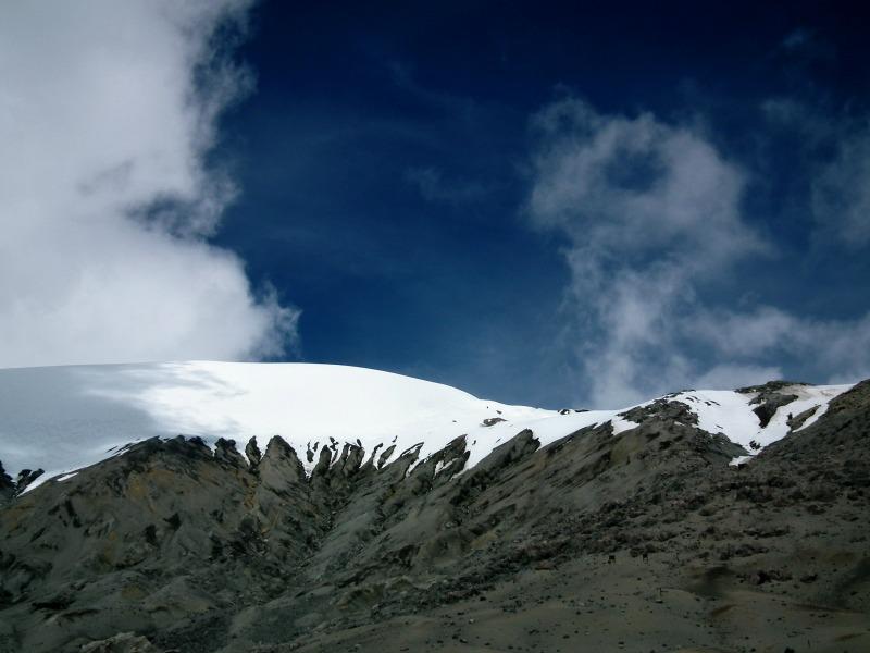 Los Nevados Colombia