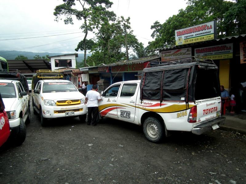 Mocoa Bus Terminal