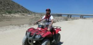 ATV Cuatrimoto desierto Los Cabos