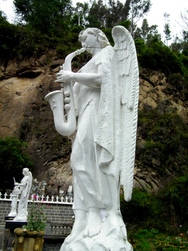Las Lajas Angel