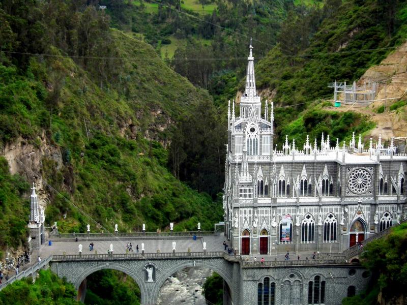 Las Lajas Colombia