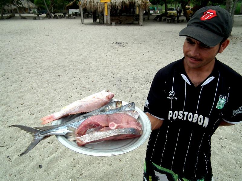 Fresh Fish Colombia