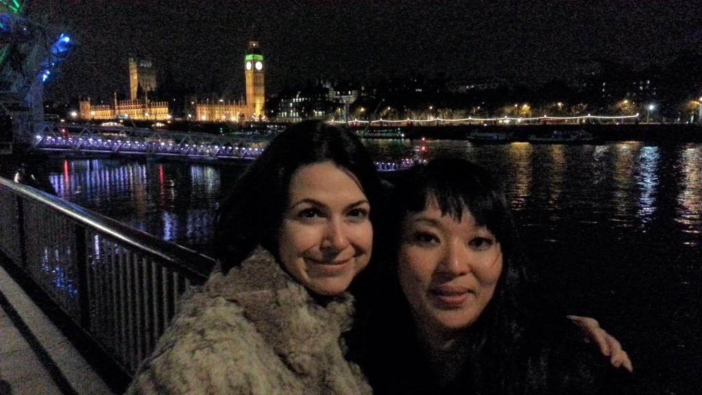 Gaia Pasarelli Londres