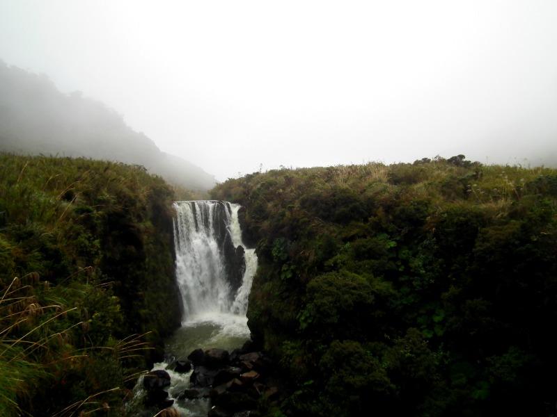 Puracé National Park Colombia