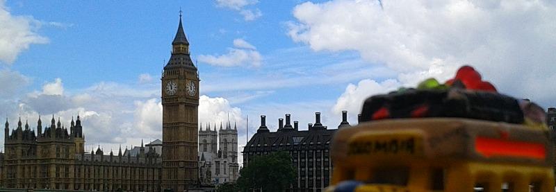Colombianos en Londres Chiva
