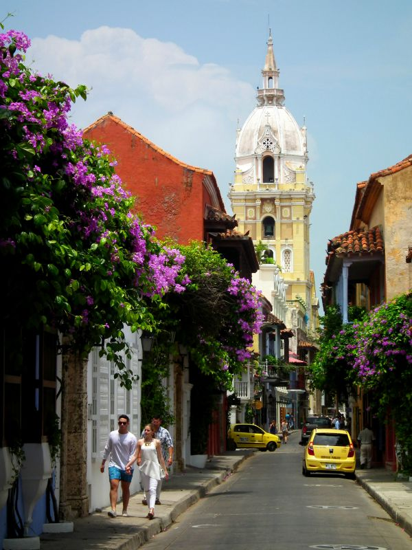 Colombia Photo Gallery: Magical, Colourful Cartagena