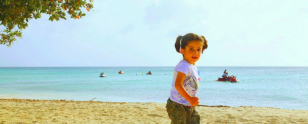 las mejores playas de aruba en familia