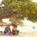 [VIDEO] Nuestro viaje familiar a Aruba: una isla feliz.