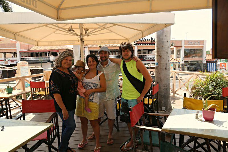 Rico Dushi Bagels Aruba