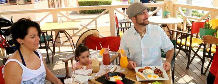 Restaurantes en Aruba