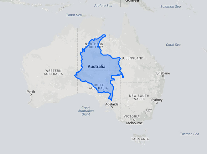 How big is Colombia really? Colombia vs. the World Map – Colombia ...