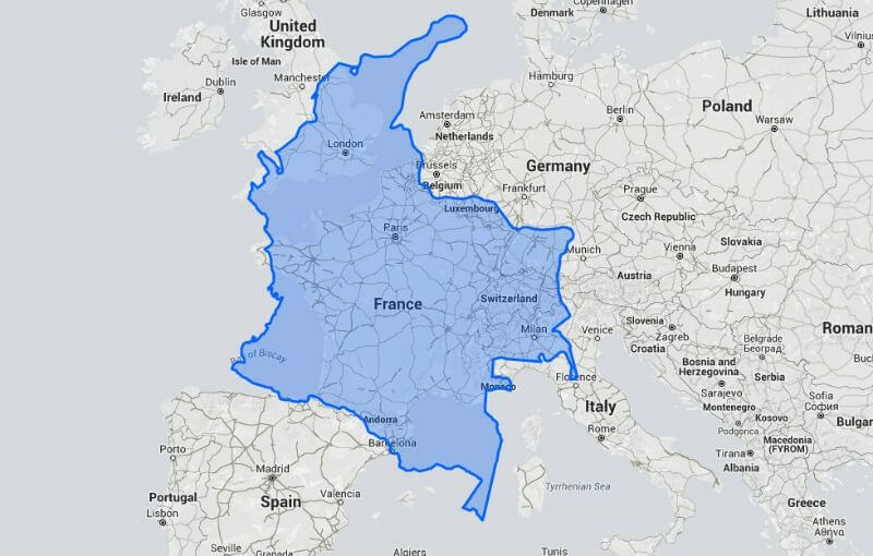 Colombia vs France